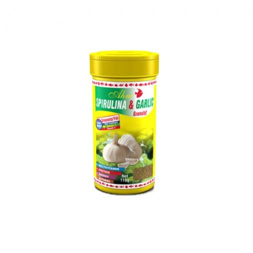 AHM Spirulina & Garlic Granulat 50g