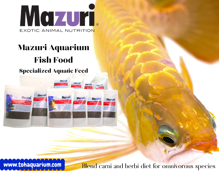Mazuri Fish Food
