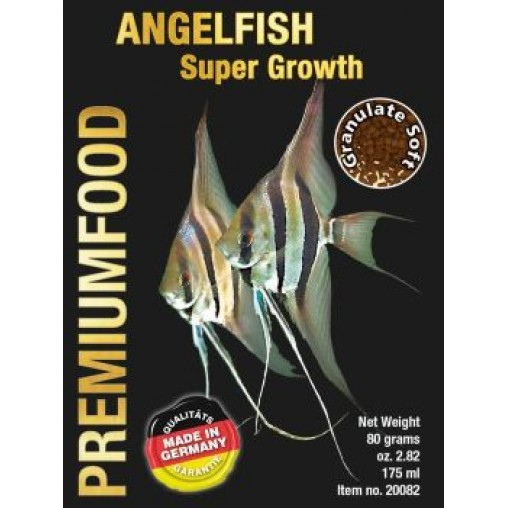 Discus Food Angelfish Super Growth 80g