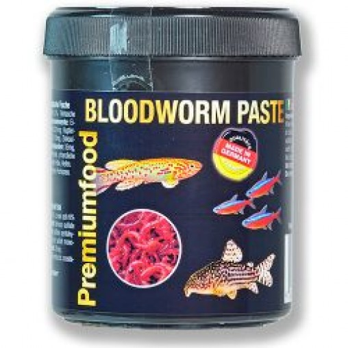 Discus Food Bloodworm Paste 125g