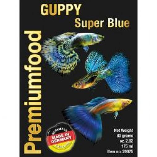 Discus Food Guppy Super Blue 80g
