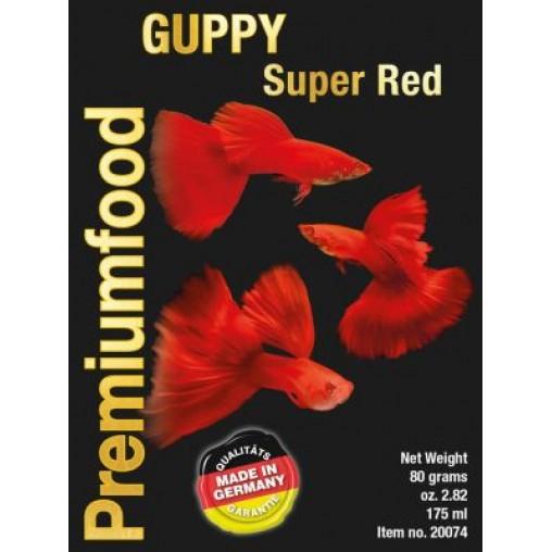 Discus Food Guppy Super Red 80g
