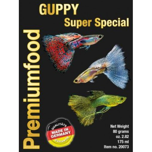 Discus Food Guppy Super Special 80g