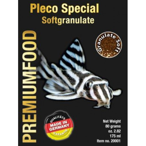 Discus Food Pleco Special Soft Granulate 80g