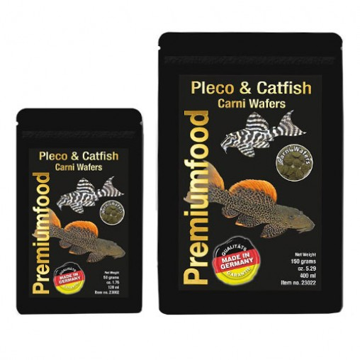 Discus Food Pleco & Catfish Carni Wafers (Options Available)