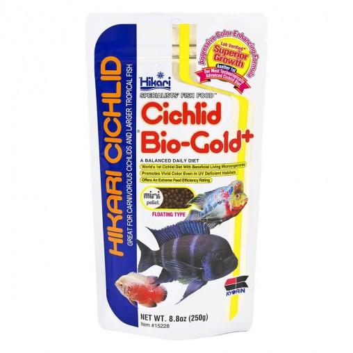 Hikari Cichlid Bio-Gold+ Floating Mini Pellet 250g