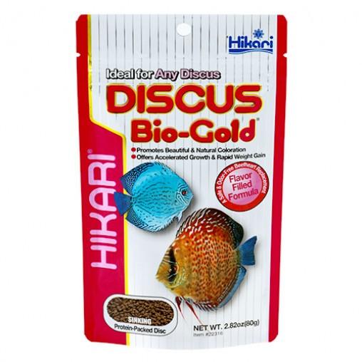 Hikari Discus BioGold 80g