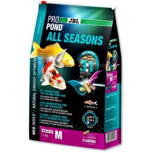 JBL Pro Pond All Seasons Food Stick 1.1kg