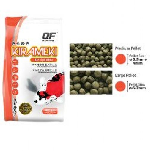 Ocean Free Kirameki Premium Spirulina 5kg