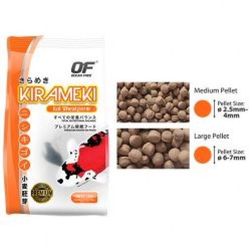 Ocean Free Kirameki Premium Wheatgerm 5kg