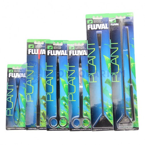 Fluval Tools Carbonized Black (Options Available)