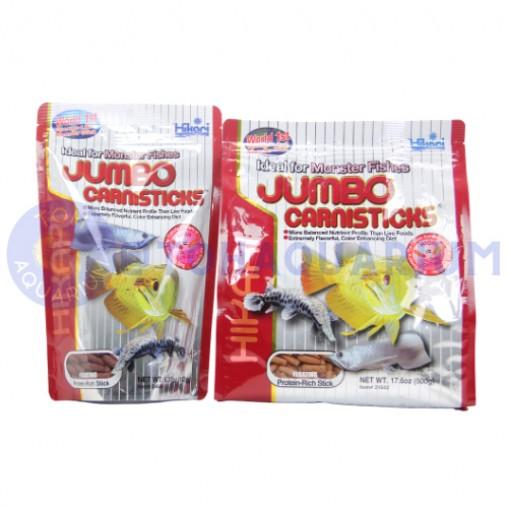Hikari Jumbo CarniSticks (Options Available)