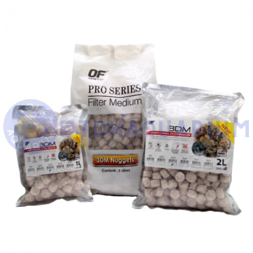 Ocean Free 3DM Nuggets Medium (Options Available)