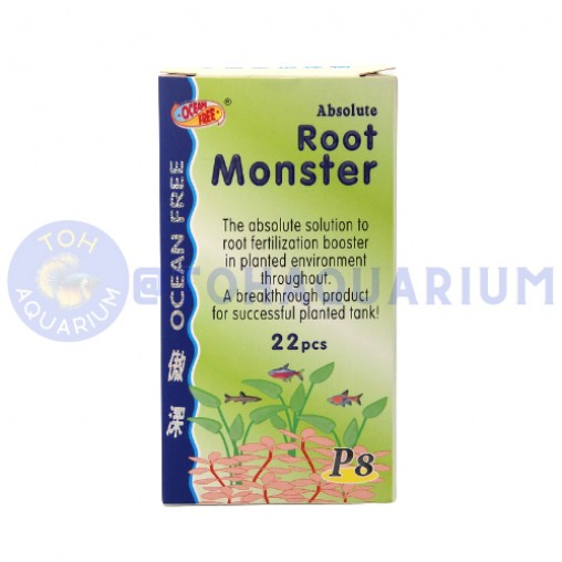 Ocean Free Absolute Root Monster P8 (Options Available)