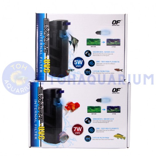 Ocean Free Smart Internal UV Filter (Options Available)