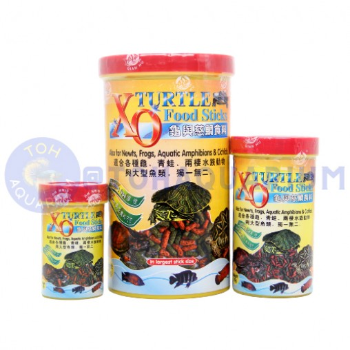Ocean Free XO Turtle Food Sticks (Options Available)