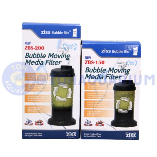 Ziss Bubble Bio ZBS Series (Options Available)