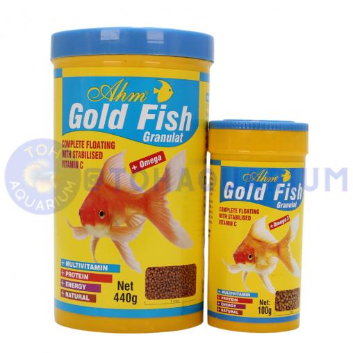 AHM Goldfish Granulat (Options Available)