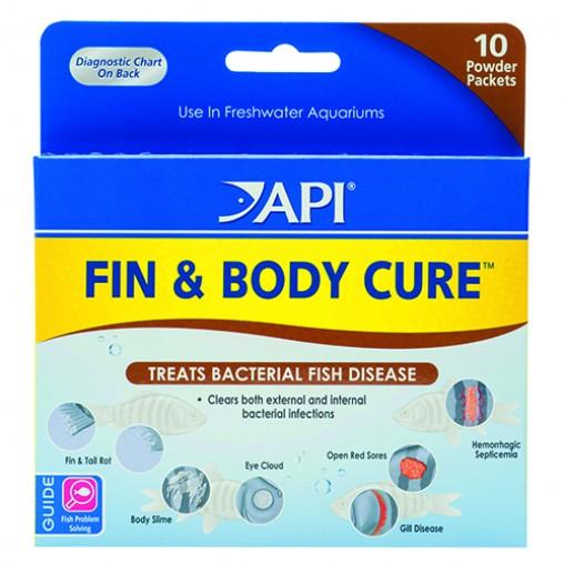 API Fin & Body Cure Powder Pax