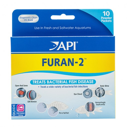 API Furan-2 Powder Pax