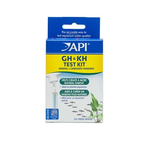 API GH & KH General & Carbonate Hardness Test Kit