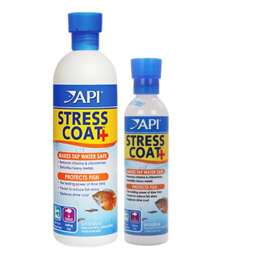 API Stress Coat (Options Available)