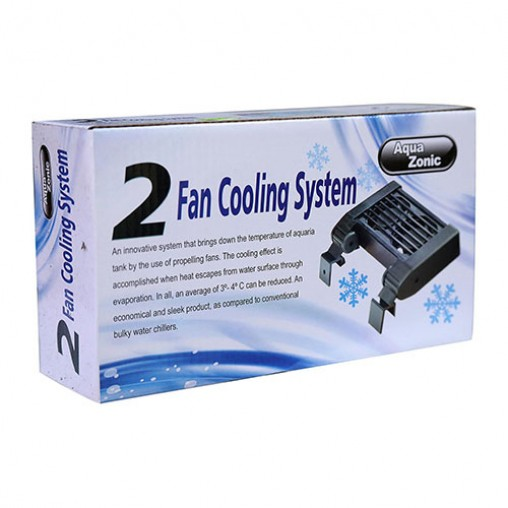 Aqua Zonic Cooling System (Options Available)