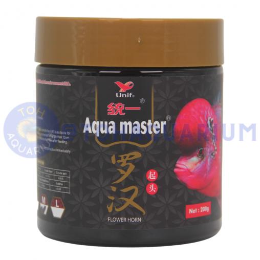 Aqua master Flowerhorn Food 200g