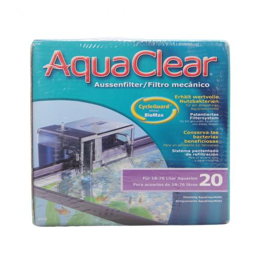 AquaClear 20 Hang On Filter