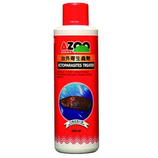 Azoo Ectoparasites Treatment 250ml