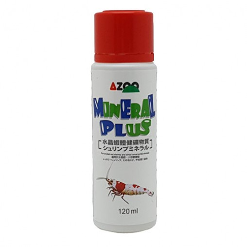 Azoo Mineral Plus For Shrimp 120ML