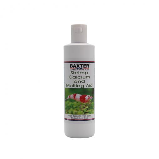 Baxter Shrimp Calcium and Molting Acid 300ml