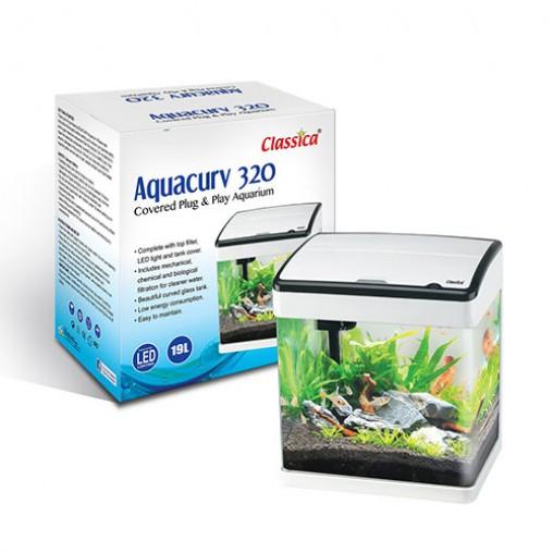Classica Aquacurv 320 White