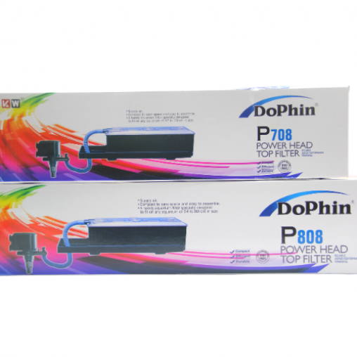 DoPhin Top Filter Series (Options Available)