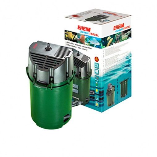 Eheim Classic 1500 XL 2260 Canister Filter w/o Med