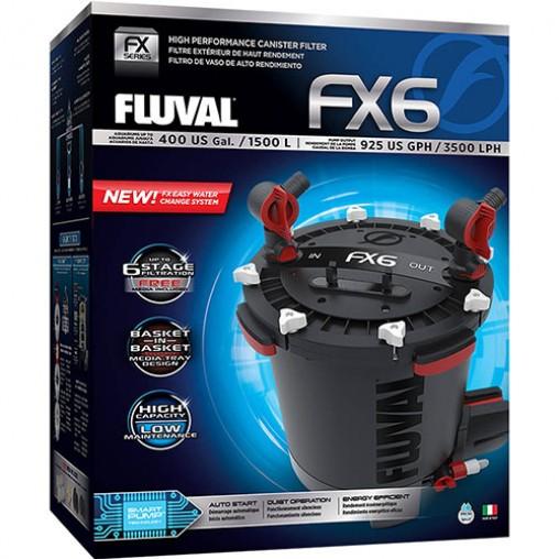 Fluval Fx6 Canister Filter 1500L
