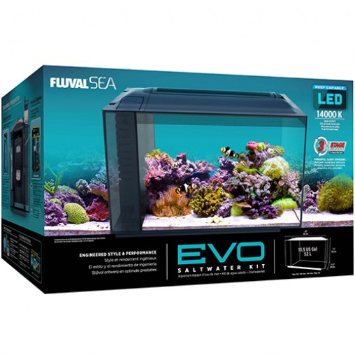 Fluval Sea Evo Kit 52L