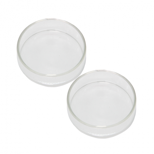 Glass Round Dish (Options Available)
