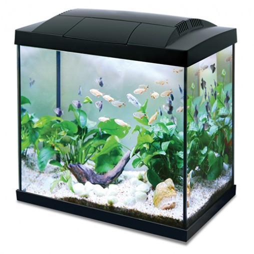 Hailea K-45 Black Aquarium Tank