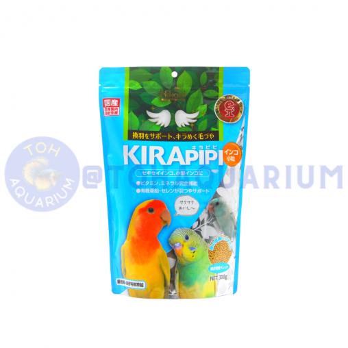 Hikari Kirapipi Glitter Parakeet Small 300g