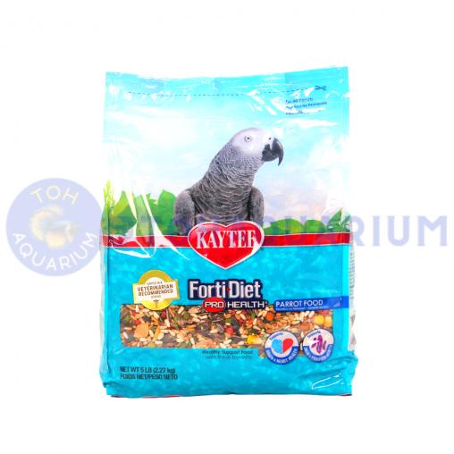 Kaytee Forti-Diet Pro Health Parrot food 2.27kg