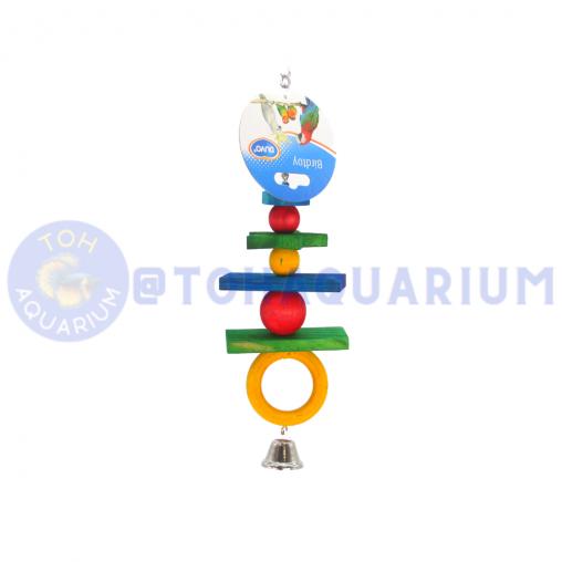 LAROY Bird Toy Cage Acc M 38cm