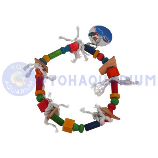 LAROY Bird Toys 30cm