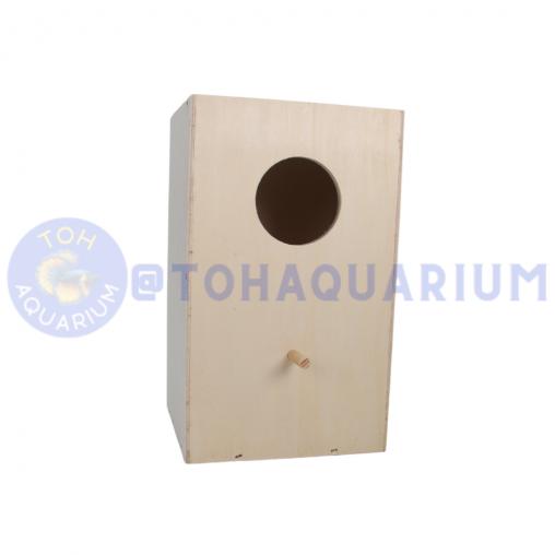 LAROY Nest Box Lovebird Vertical 15cm