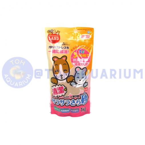Marukan Hygiene Powder Sand 1kg Anti Bacteria/Odor control/Anti stick