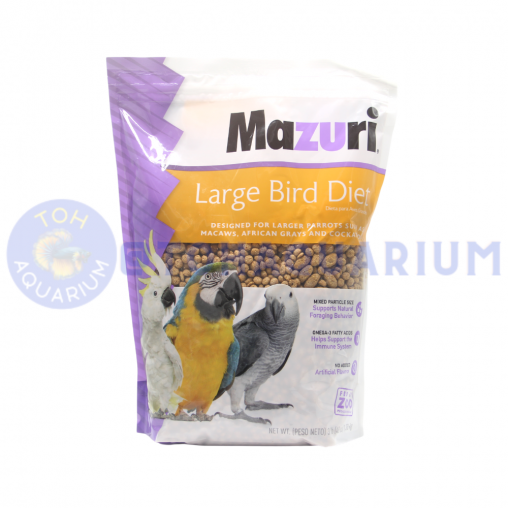 Mazuri Large Bird Diet 3lb