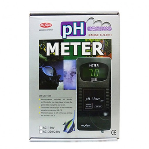 Mr Aqua PH Meter