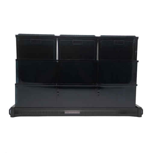 NF Top Filter 3 Layer BLACK (Options Available)