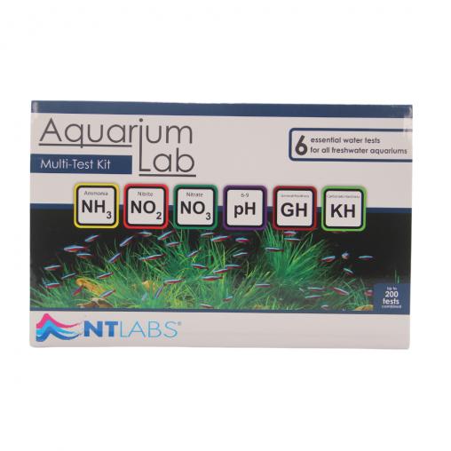 NT Aquarium Lab Multi Test Kit