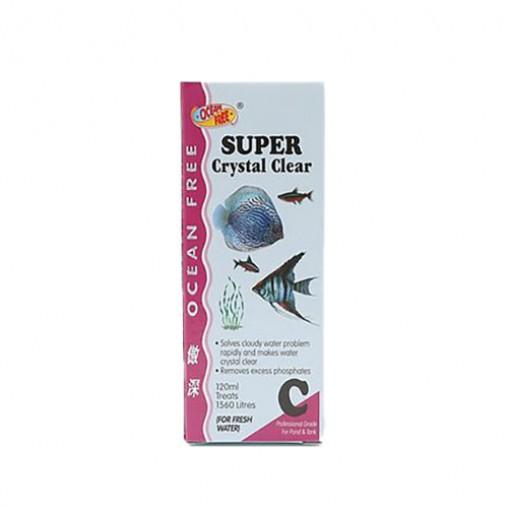 Ocean Free 'C' Super Crystal Clear 120ml